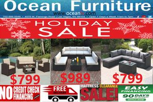 New outdoor patio furniture set for Sale in AZ, US