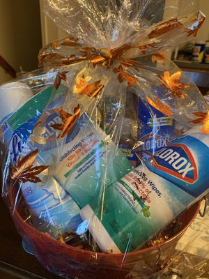 Disinfect basket for Sale in Woodlawn, MD