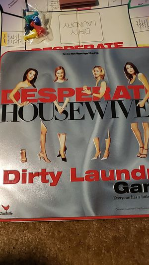 Desperate housewives - board game new for Sale in Windermere, FL