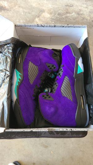 Retro 5 Jordan's for Sale in Dallas, TX