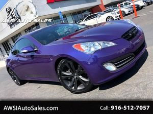 2010 Hyundai Genesis Coupe for Sale in Sacramento, CA