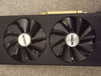 SAPPHIRE NITRO+ Radeon RX 470 100407NT+8GOCL 8GB 256-Bit GDDR5 PCI Express 3.0 x16 HDCP Ready Video Card for Sale in Fairfax,  VA