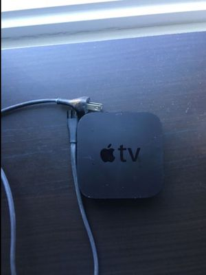 Apple TV generation 2 no remote NEGOTIABLE NEED GONE for Sale in Yalesville, CT