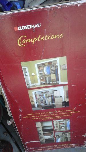 Closet maid closet organizer add on for Sale in Henderson, NV