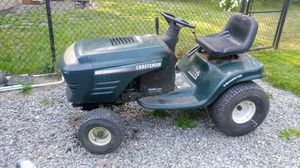 Craftsman riding lawn mower for Sale in Gold Bar, WA