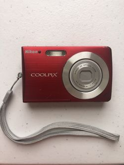 Nikon Coolpix S200 Camera for Sale in Killeen,  TX