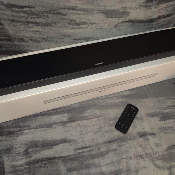 Bose Sound Bar 500 And Bass Module 500