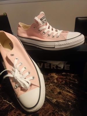 Converse Pink Shoes New for Sale in Franklin Park, IL