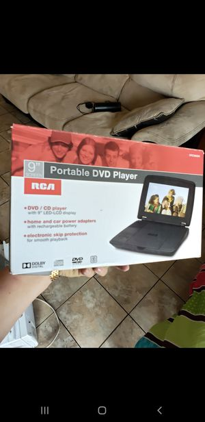 DVD player new for Sale in Dallas, TX