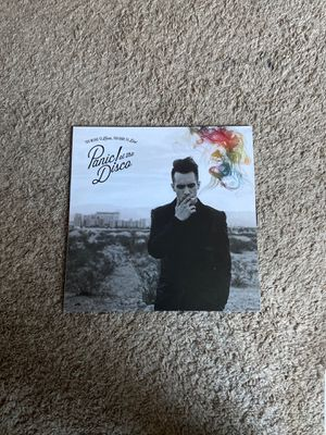 Panic At The Disco Vinyl for Sale in San Diego, CA