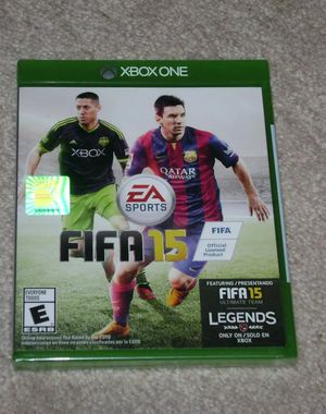 FIFA 15 Xbox one for Sale in Chicago, IL