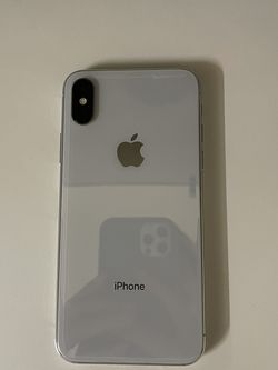 White Iphone X - 256gb for Sale in Culver City,  CA