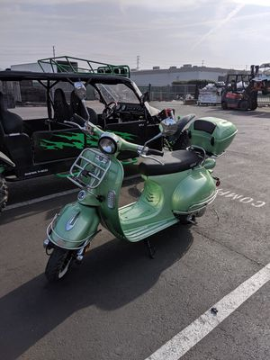 150cc. Scooter BMS Chelsea. 2019. At turbopowersports. for Sale in Temecula, CA