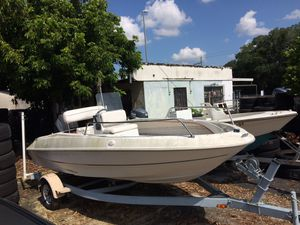1998 16.2ft BAYLINER Boat for Sale in Tampa, FL