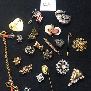 Excellent Looking Vintage Lot K4 for Sale in Sicklerville, NJ
