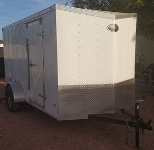 2018 Enclosed trailer 6x12 for Sale in Phoenix, AZ