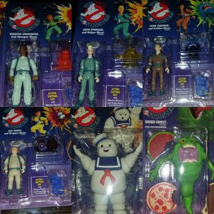 Retro Ghostbusters set of 6 for Sale in Corona, CA
