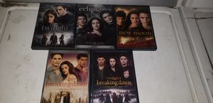 Twilight collection for Sale in Stockton, CA