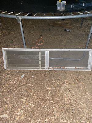 """Vintage 1968 """"Duckling"""" camper slat windows for Sale in Vista, CA"""