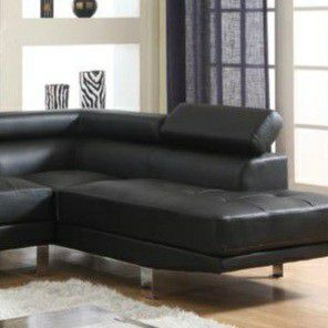 Antares Black Modern Sectional | U7100 for Sale in Arlington, VA