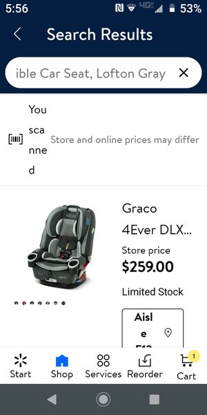 Brand new Graco car seat for Sale in Corona, CA