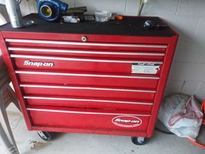 Snap on tool box and air compressor for Sale in Orlando, FL