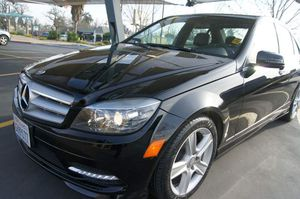 2011 MERCEDES-BENZ C300 C CLASS LUXURY LOW MILES NAV NAVIGATION for Sale in Sacramento, CA