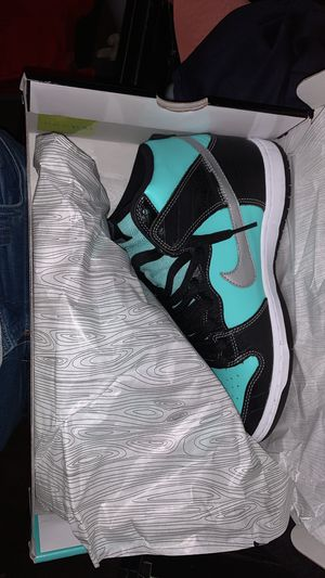 "Nike Dunk Sbs Diamond Supply Co. ""Tiffany "" basically deadstock 🥺🥵 for Sale in Boston, MA"