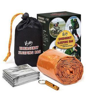 Emergency sleeping bag / survival blanket / Survival sleeping bag / waterproof for Sale in Oakland Park, FL