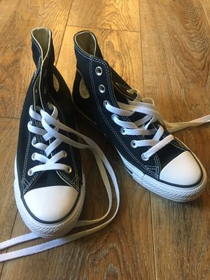 Converse High Tops- NEVER WORN for Sale in Beaverton, OR