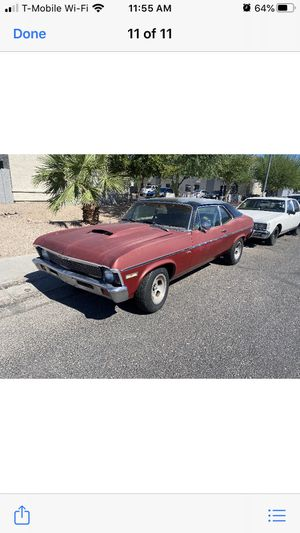 Chevy Nova for Sale in Sun City, AZ