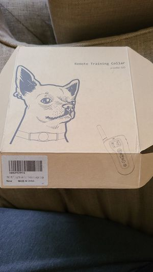 Patpet electric dog collar for Sale in South Elgin, IL