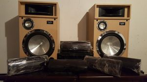 Speakers and Receiver for Sale in Plainfield, IL