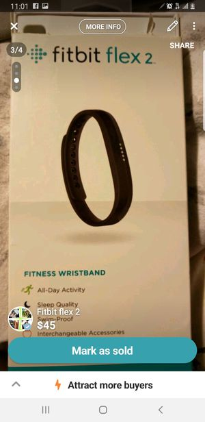 Fitbit flex 2 for Sale in Grove City, OH