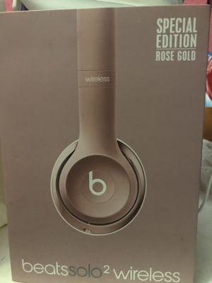 Beats solo2 wireless for Sale in El Paso, TX
