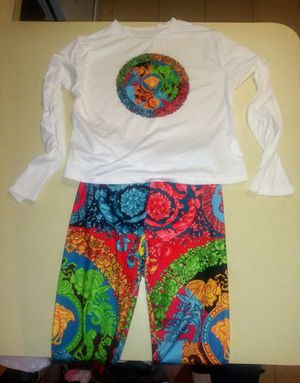 Beautiful new outfit fits med to XL strechy for Sale in Oak Lawn, IL