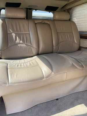 2004 Chevrolet G1500 Express Van Bench/Bed for Sale in Virginia Beach, VA