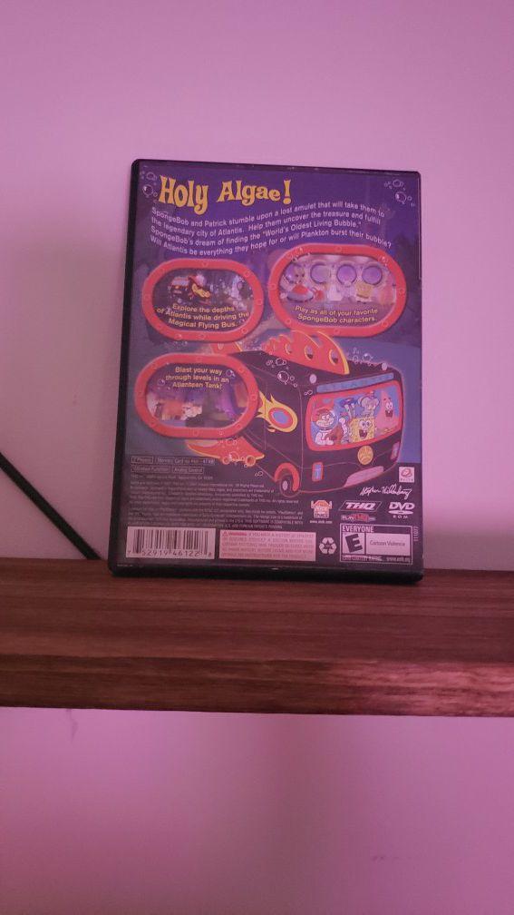Spongebob Atlantis Squarepantis [PS2]