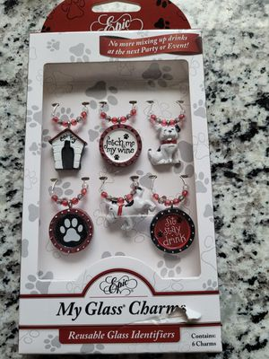 Wine charms for Sale in Farmington, CT