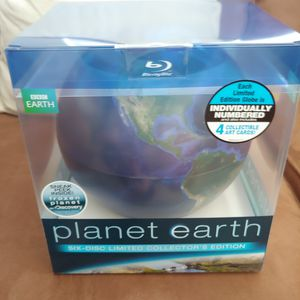 Planet Earth: Limited Edition (Blu-ray) Collectors for Sale in Pawtucket, RI