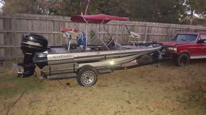 Lake ready boat for sale for Sale in Dallas, TX
