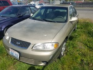 2002 NISSAN SENTRA GXE PARTING OUT for Sale in Tacoma, WA