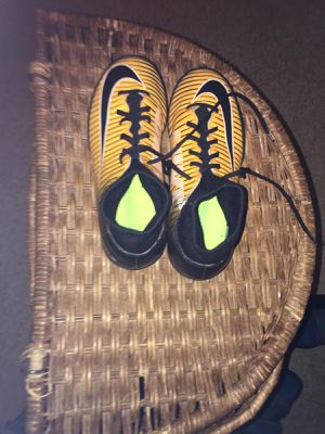 Nike soccer shoes $50 for Sale in Boston, MA