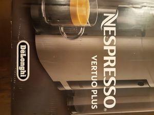 DeLonghi Nespresso Vertuo Plus for Sale in Phoenix, AZ