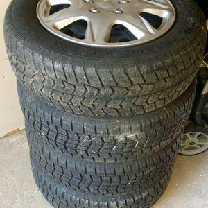 Tires set -195/ 65R15- for Sale in Moonachie, NJ
