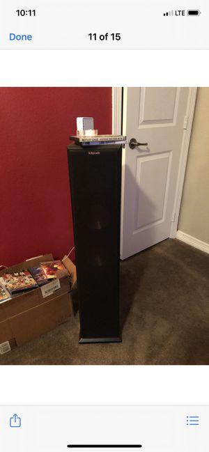 Klipsch surround media room system for Sale in Oak Point, TX