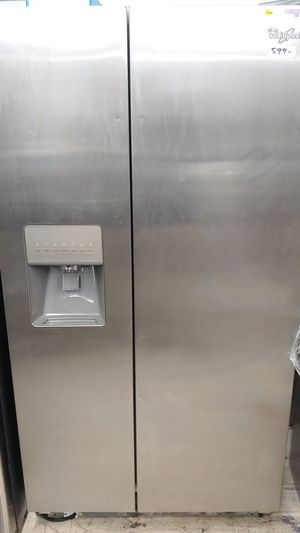 Whirlpool Side by Side Refrigerator for Sale in San Diego, CA
