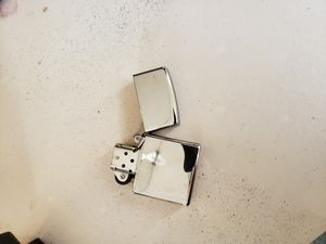 Zippo lighter chrome for Sale in Bothell, WA