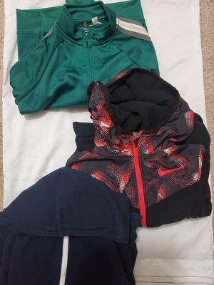 Boys - track jacket and hoodie for Sale in Puyallup, WA