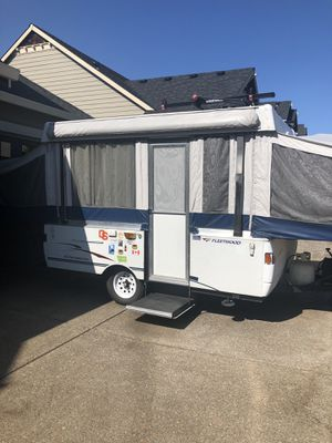2005 Fleetwood Colonial tent trailer for Sale in Oregon City, OR